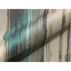 Banda csíkos bútorszövet -kék,szürke,drapp-