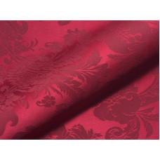 Jackuard barokk mintás brokát bútorszövet