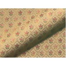 Belvedere Brokát jellegű jackuard virágos bútorszövet