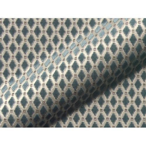 Venezia belga Jackaard bársony -kék- 63d5b80462