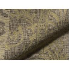 Used Vintage patchwork hatású rusztikus anyag -arany,barna-